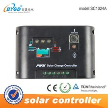 best pwm 12v 24v dc to ac solar charge controller design