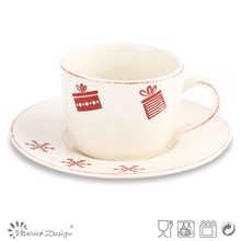 christmas stamp with Cup Saucer Cheap high quality modern style for gift
