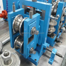 high-frequency stainless steel square pipe welding making machine