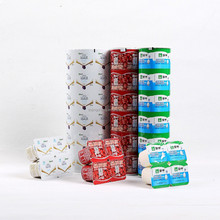 JC European Market milk laminated plastic packaging film,cups/bowls heat sealing cover