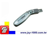 JSY862 Taiwan Manufacturer High Quality Blade Safe Button Utility Knife