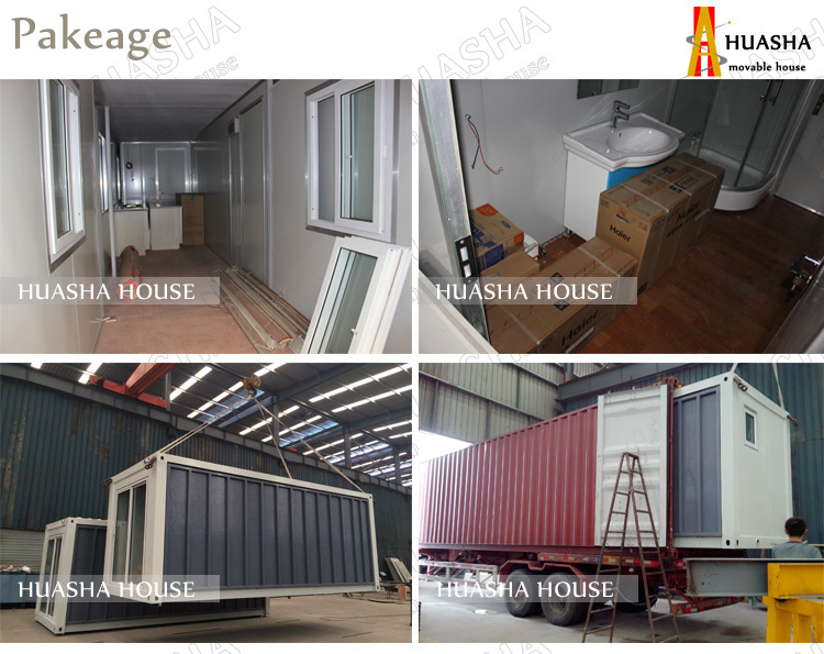 Well-designed Prefabricated House Movable House