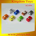 de dibujos animados de juguete mini tirar los coches
