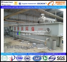 High Efficiency Printing and Dyeing Wastewater Treatment Equipment, Dissolved Air Floatation Machine(DAF system)