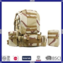 good quality customzied design mountaineering tactical bag