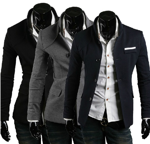 2017 Wholesale 2015 Brand New Mens Long Jacket Autumn And Winter