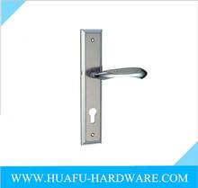 main door design security door handle lock set