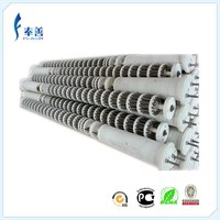 Industrial furnace resistance radiant tubes heater