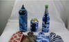 New Neoprene Magnetic Beer Bottle Cooler, Stubby Can Cooler, Can Koozie