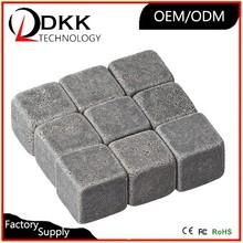B001 New Whiskey Rock Stone Cube Whisky Ice Cubes/ Whisky Stone/ Whiskey Stone Wine Cooler Heater Stones ROCK