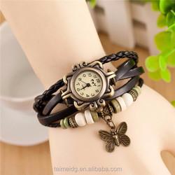 Alibaba china market trendy vintage watch