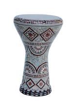 arábica egipcio tambor darbuka