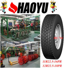 USA market 11R22.5 TBR truck tyre/tire hot selling with good reputation
