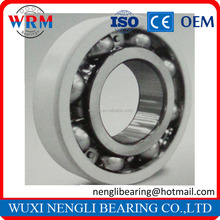 6060 Ceramic Housing Wheel Deep Groove Ball Bearing Industrial