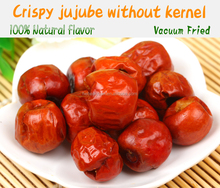 vacuum fried crispy winter date jujube