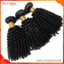 Mongolian Kinky Curly Human Hair Extension , Hot Hair Grade 7A Virgin Hair