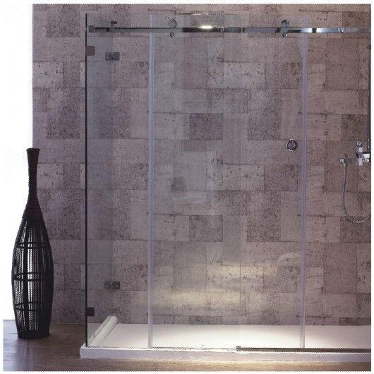 Puertas De Aluminio Para Baño Corredizas:vidrio de alta calidad puertas corredizas para baños