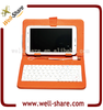 7inch MID case with keyboard