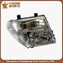 High Quality Headlight Japanese Car Auto Spare Parts Headlamp Fits Navara