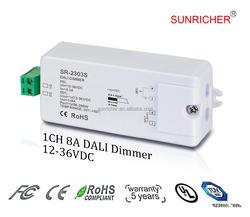 DALI dimmers, DALI led driver, Dali Constant Current pwm 350mA 700mA (Opt) 1Channel / 12V-36V
