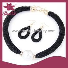 2015 FSNS-003 Newest design stardust necklace, custom unique stardust necklace