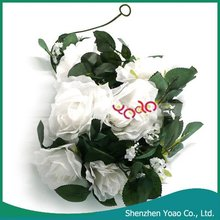 Artificial Wedding Flowers Decor