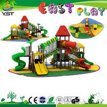 2015 new design Transformers Series Children Plastic Outdoor Playsets YST-130603-4