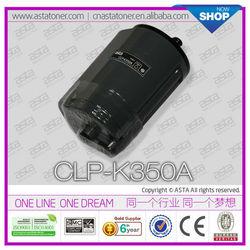 For Samsung color toner cartridge CLP350 K/C/Y/M
