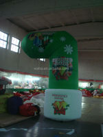 wholesale christmas decoration inflatable christmas stockings