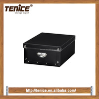 Tenice 2016 simple cheap dvd game plastic drawer storage box