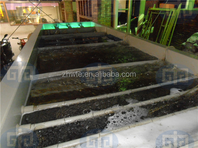 Small investment biological filter bio filter for indoor for Fish farming business