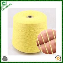 /de algodón de seda/mezclado tencel hilo para tejer hilados teñidos en la acción