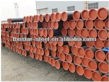 HS code 3161 stainless carbon steel pipe