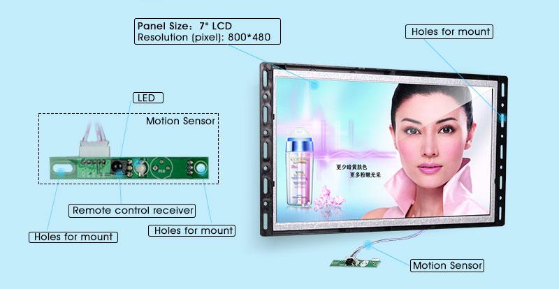 Open frame digital signage(1)