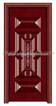 Good sale iron gates economy steel door anti-theft door for home