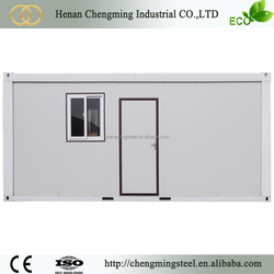 Shock Resistant Popular Multipurpose Prefabricated Site Office Container