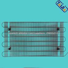 Piezas de repuesto de congelador condensador de tubo de alambre