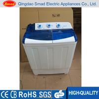 Home comfort mini twin tub top loading washing machine with dryer