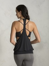 Factory price SUPPLEX Nylon and Spandex two piece loose outside with inner bra womens yoga tops