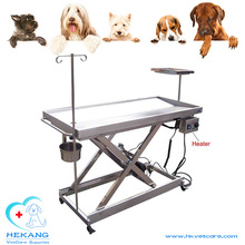 HK-OT1300 high quality stainless dog surgery table