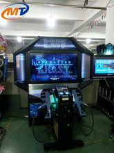 2015 new products 55 LCD Operation Ghost two player shooting arcade game machine/4d shooting game machine with LED lights