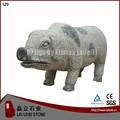 Especial esculturas de animales de piedra