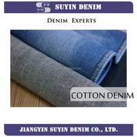 100% cotton twill denim fabric for jackets
