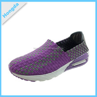 wholesale slip on female hand made shoes sport sneaker