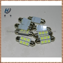 c5w s8.5 36mm 5050 SMD dome light best selling car accessories