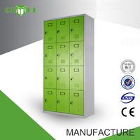China modern home furniture 12 door wall clothes cabinets small wardrobe