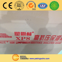SUPERHOT compressed xps polystyrene insulation board