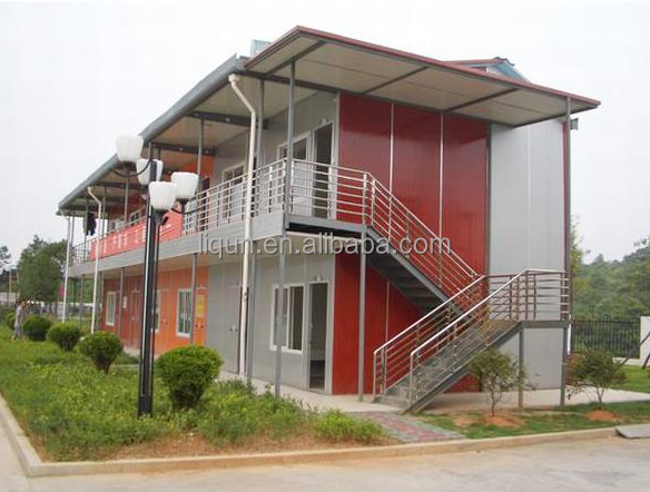 Mobile House Luxury Villa Design Container House Design