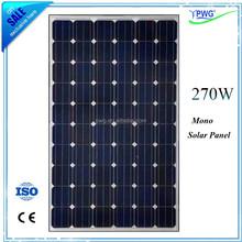 270w mono solar panel solar module