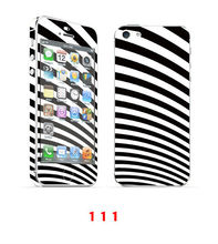 Animal Pattern Cell Phone Skin Stickers for iPhone 5 DIY Custom design